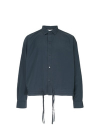 Unused Drawstring Hem Shirt
