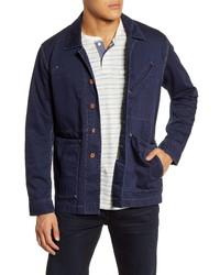 Billy Reid Gart Dye Game Jacket