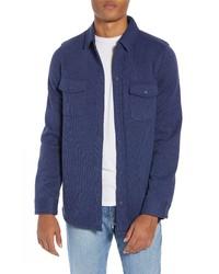 Vineyard Vines Knit Regular Fit Shirt Jacket