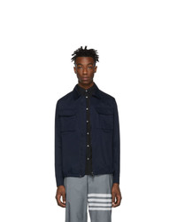 Moncler Navy Stephane Jacket