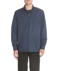 Our Legacy Shawl Collar Pullover Shirt Jacket