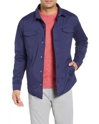 Peter Millar Snap Front Jacket