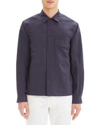 Theory Trevor Shirt Jacket