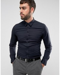 ONLY & SONS Skinny Smart Shirt With Stretch