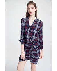 Emory ruched cargo shirtdress medium 4154959