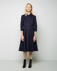 Margaret Howell Panelled Shirt Dress