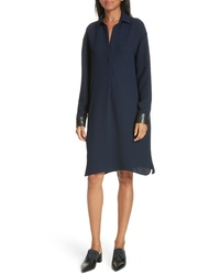 Vince Shirtdress