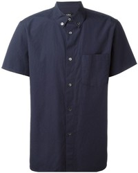 A.P.C. Larry Short Sleeve Shirt