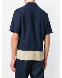 AMI Alexandre Mattiussi Chest Pocket Shirt