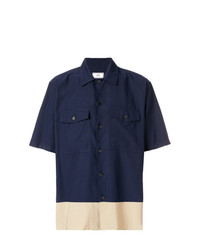 AMI Alexandre Mattiussi Chest Pocket Shirt