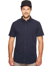 Globe Mens Goodstock NEP Button Up Short-Sleeve Shirt