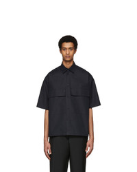 Jil Sander Navy Ariel Shirt