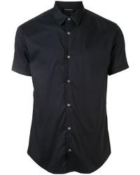 Emporio Armani Plain Basic Shirt