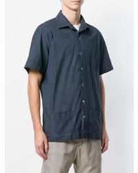 Massimo Alba Plain Shortsleeved Shirt