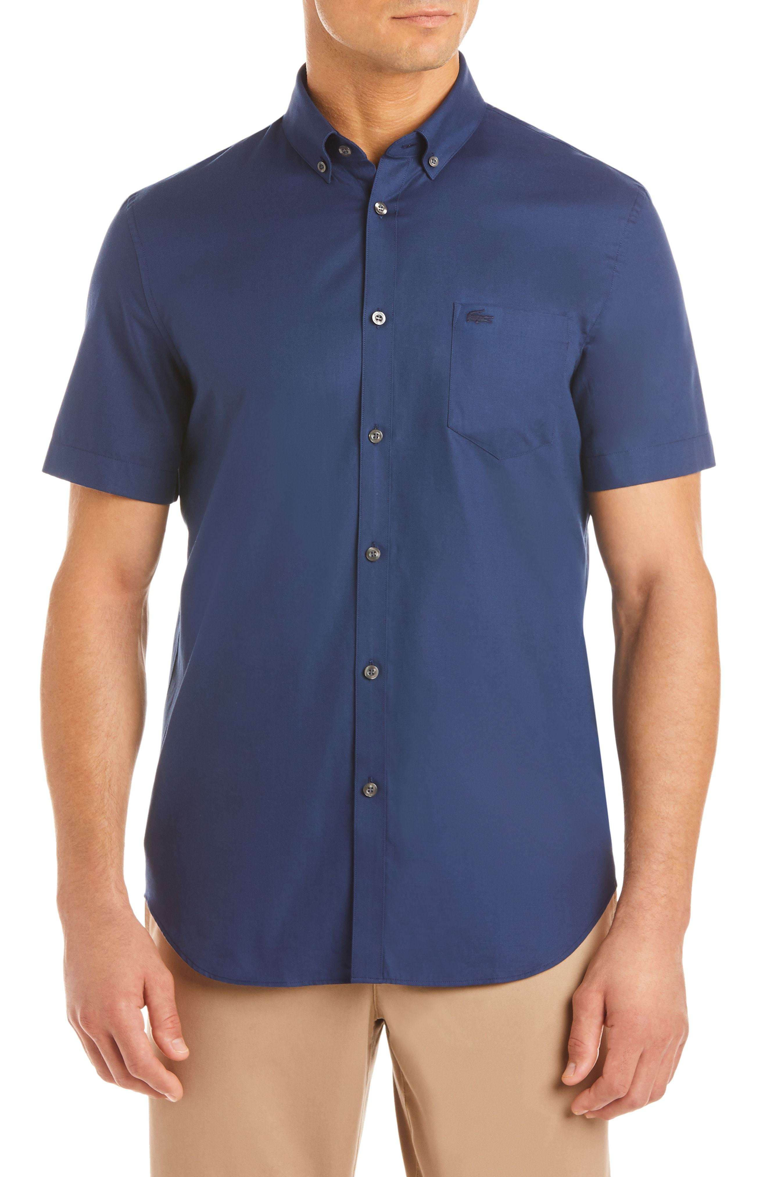 Lacoste Regular Fit Pique Sport Shirt