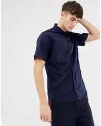 Tommy Hilfiger Short Sleeve Cotton Shirt