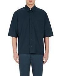 Marni Short Sleeve Shirt Blue
