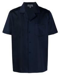 Canali Short Sleeve Shirt