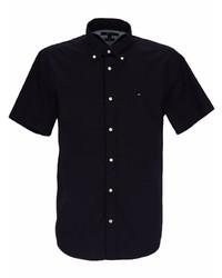 Tommy Hilfiger Short Sleeve Stretch Cotton Shirt