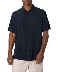 Zanerobe Solid Short Sleeve Shirt