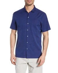 Tori Richard Tranquil Jacquard Woven Shirt