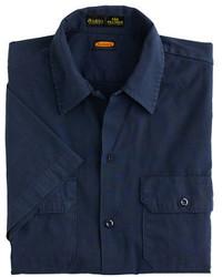 X palmer trading cotm short sleeve japanese cotton workshirt medium 314398