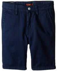 7 For All Mankind Kids Four Pocket Classic Twill Shorts