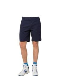 adidas Originals Denim Shorts Blue