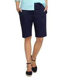 Brooks Brothers Cotton Stretch Bermuda Shorts
