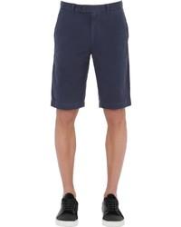 Brooks Brothers Washed Cotton Chino Shorts