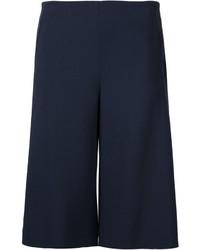 Calvin Klein Collection Flared Shorts