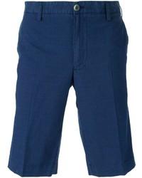 Canali Checked Bermuda Shorts