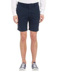 Barneys New York Chino Shorts Blue