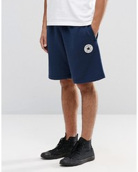 Converse Core Shorts In Navy 10002136 A02