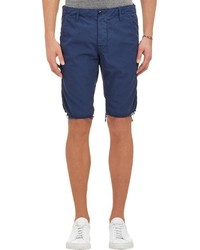 Barneys New York Curtis Shorts Blue Size 28