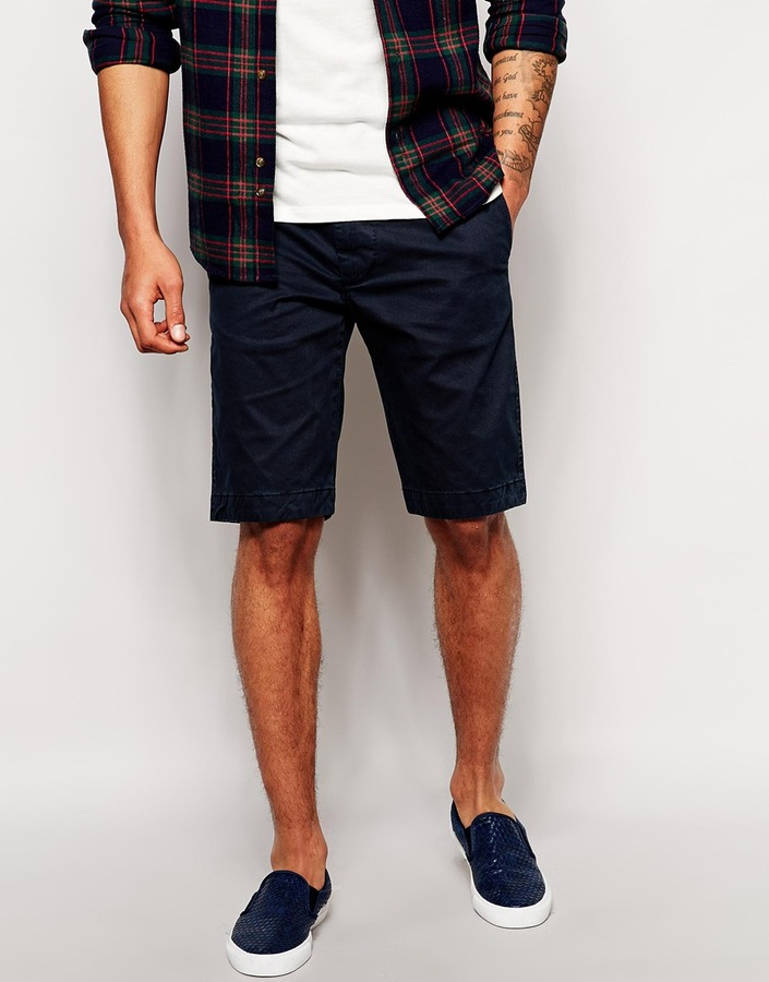 Diesel Chino Shorts | Where to buy & how to wear