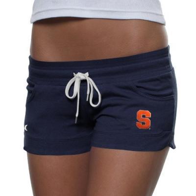 Ladies Navy Shorts