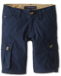 Tommy Hilfiger Kids Back Country Cargo Short Boys Shorts