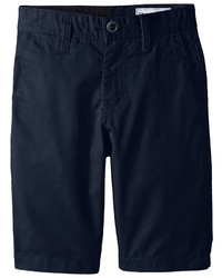 Volcom Kids Frickin Chino Shorts Boys Shorts