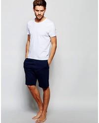 Tommy Hilfiger Logo Lounge Shorts In Regular Fit