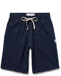 Reigning Champ Loopback Cotton Jersey Drawstring Shorts