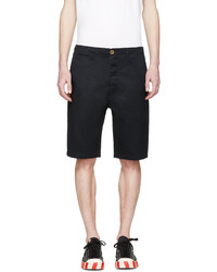 Navy chino shorts medium 596364