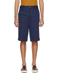 Navy cloqu shorts medium 606340