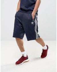 adidas Originals London Pack Bb Shorts In Blue Bk7888