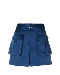 Theory Pocket Mini Shorts