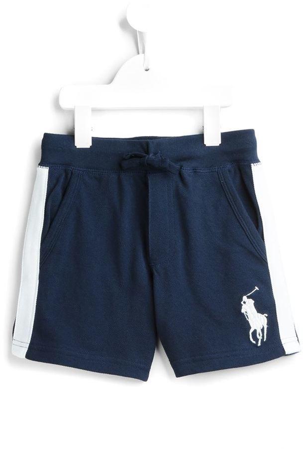Ralph Lauren Kids Big Pony Shorts