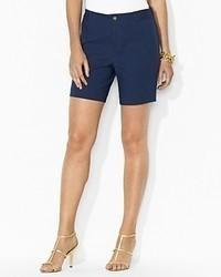 Ralph Lauren Lauren Navy Shorts