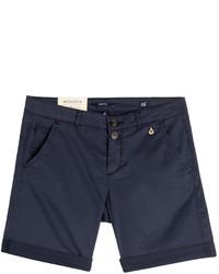 Woolrich Stretch Cotton Shorts