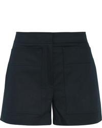 Paul & Joe Stretch Cotton Shorts Midnight Blue