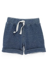 Tucker Tate Roll Cuff Cotton Terry Shorts